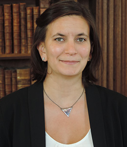 Dr Leah Morabito - Credit: Oxford University