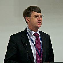 Prof Roger Davies - Credit: unknown
