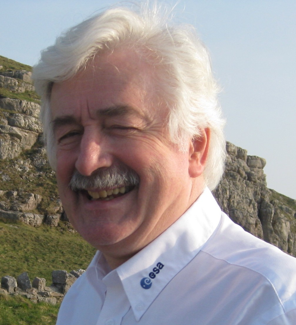 Prof David Southwood - President of the Royal Astronomical Society