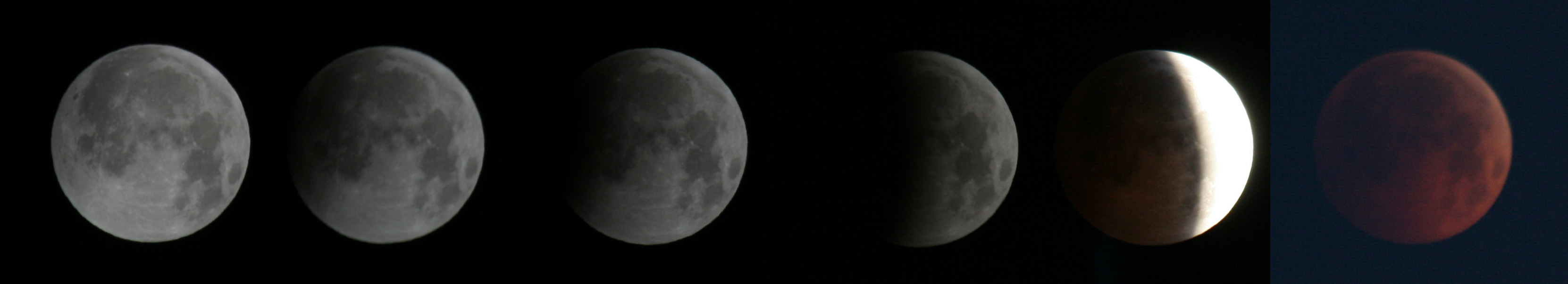 Lunar Eclipse Composite for GAS 2019