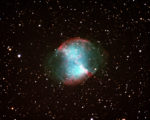 M27- The Dumbbell Nebula